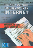 CUESTIONARIO BÁSICO SOBRE PROGRAMACIÓN EN INTERNET