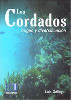 LOS CORDADOS. ORIGEN Y DIVERSIFICACIÓN
