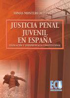 LA JUSTICIA PENAL JUVENIL EN ESPAÑA: LEGISLACIÓN Y JURISPRUDENCIA CONSTITUCIONAL