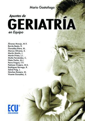 APUNTES DE GERIATRÍA EN EQUIPO