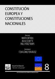 CONSTITUCIÓN EUROPEA Y CONSTITUCIONES NACIONALES