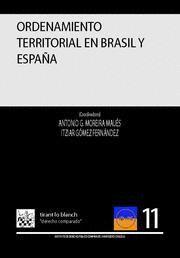 ORDENAMIENTO TERRITORIAL EN BRASIL Y ESPAÑA