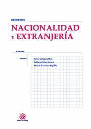 NACIONALIDAD Y EXTRANJERA