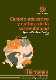 CAMBIO EDUCATIVO Y CULTURA DE LA SOSTENIBILIDAD