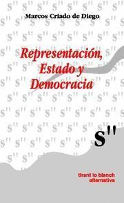 REPRESENTACIÓN , ESTADO Y DEMOCRACIA
