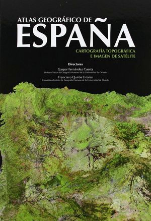 ATLAS GEOGRAFICO ESPAÑA I CARTOGRAFIA TOPOGRAFICA E IMAGEN