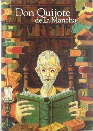 DON QUIJOTE DE LA MANCHA (TOMO I)
