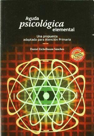 AYUDA PSICOLÓGICA ELEMENTAL (2ª EDICIÓN)