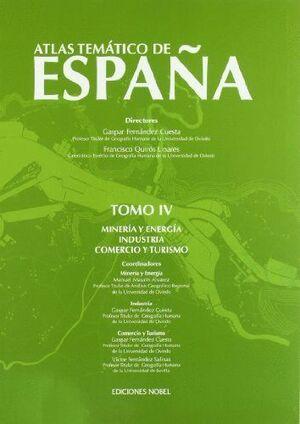 ATLASTEMÁTICODEESPAÑA. TOMO II