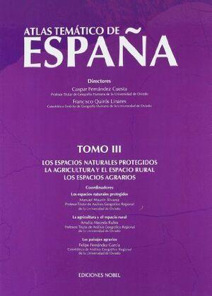 ATLASTEMÁTICODEESPAÑA. TOMO III