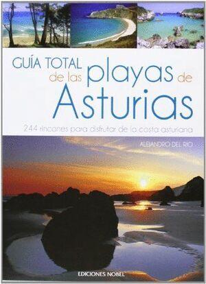 GUÍA DE LAS PLAYAS DE ASTURIAS
