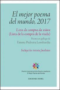EL MEJOR POEMA DEL MUNDO, 2017