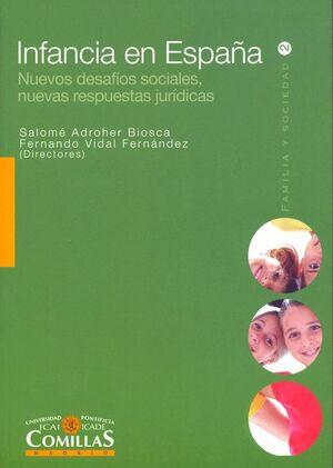 INFANCIA EN ESPAÑA