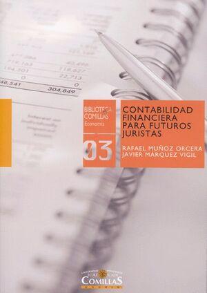 CONTABILIDAD FINANCIERA PARA FUTUROS JURISTAS