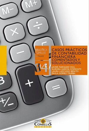 CASOS PRÁCTICOS DE CONTABILIDAD FINANCIERA COMENTADOS Y SOLUCIONADOS