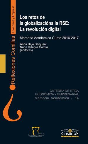LOS RETOS DE LA GLOBALIZACIÓN A LA RSE: LA REVOLUCIÓN DIGITAL