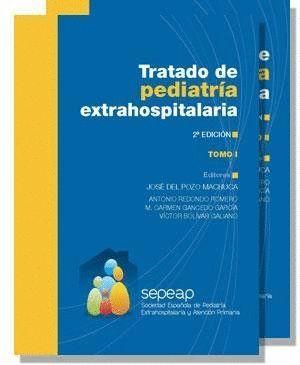 TRATADO DE PEDIATRA EXTRAHOSPITALARIA, 2ª EDICIÓN