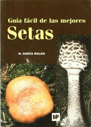 GUÍA FÁCIL DE LAS MEJORES SETAS
