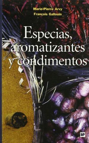 ESPECIAS,AROMATIZANTESYCONDIMENTOS