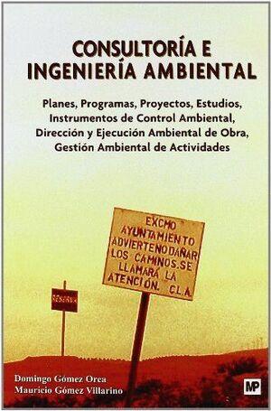 CONSULTORÍA E INGENIERÍA AMBIENTAL