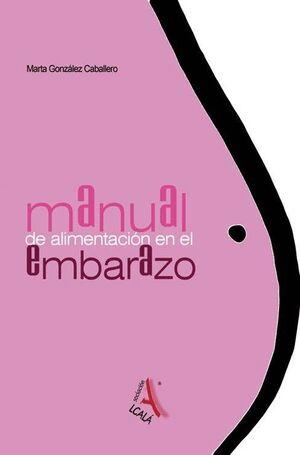 MANUAL DE ALIMENTACIÓN EN EL EMBARAZO