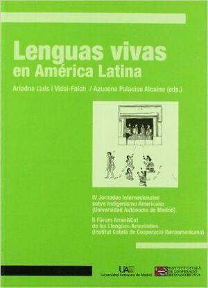 LENGUAS VIVAS EN AMÉRICA LATINA