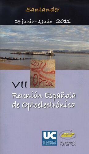 VII REUNIÓN ESPAÑOLA DE OPTOELECTRÓNICA (OPTOEL)
