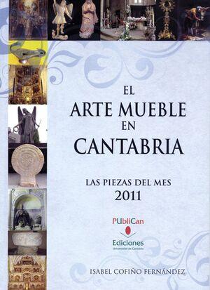 EL ARTE MUEBLE EN CANTABRIA, 2011