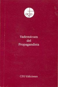 VADEMÉCUM DEL PROPAGANDISTA