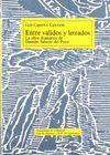 ENTRE VALIDOS Y LETRADOS. LA OBRA DRAMATICA DE DAMIAN SALUCIO DEL POYO.
