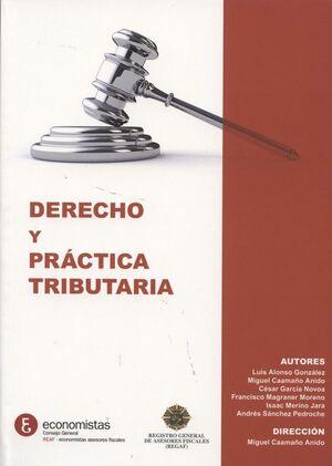 DERECHO Y PRÁCTICA TRIBUTARIA