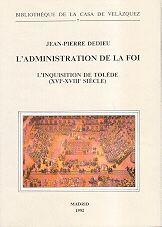 L'ADMINISTRATION DE LA FOI