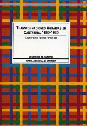 TRANSFORMACIONES AGRARIAS EN CANTABRIA