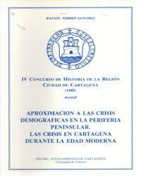 APROXIMACION A LAS CRISIS DEMOGRAFICAS EN LA PERIFERIA PENINSULAR