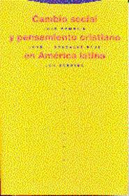 CAMBIO SOCIAL Y PENSAMIENTO CRISTIANO EN AMÉRICA LATINA