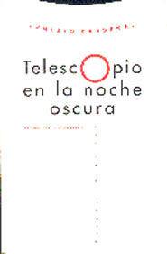TELESCOPIO EN LA NOCHE OSCURA