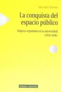 LA CONQUISTA DEL ESPACIO PÚBLICO