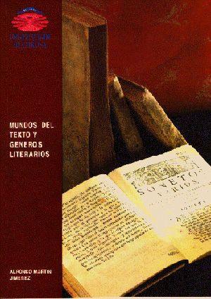 MUNDOS DEL TEXTO Y GÉNEROS LITERARIOS