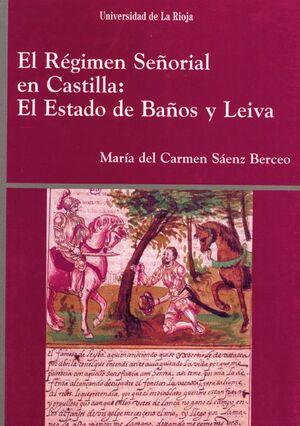 EL RÉGIMEN SEÑORIAL EN CASTILLA