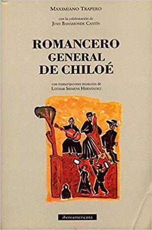 ROMANCERO GENERAL DE CHILOE.