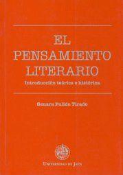 EL PENSAMIENTO LITERARIO. INTRODUCCIÓN TEÓRICA E HISTÓRICA