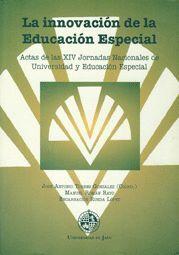 LA INNOVACIÓN DE LA EDUCACIÓN ESPECIAL