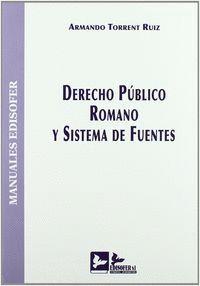 MANUAL DE DERECHO PÚBLICO ROMANO Y SISTEMA DE FUENTES