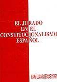 EL JURADO EN EL CONSTITUCIONALISMO ESPAÑOL