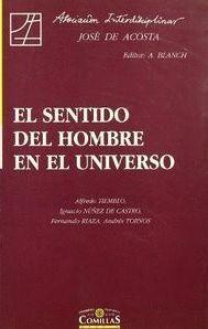 EL SENTIDO DEL HOMBRE EN EL UNIVERSO