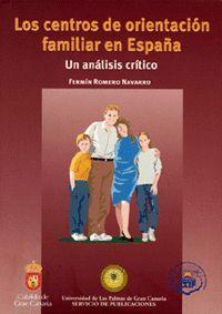 LOS CENTROS DE ORIENTACIÓN FAMILIAR EN ESPAÑA