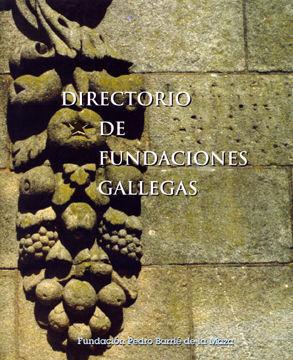 DIRECTORIO DE FUNDACIONES GALLEGAS