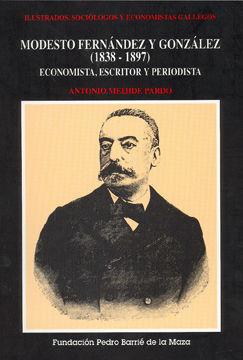 MODESTO FERNÁNDEZ Y GONZÁLEZ (1838-1897)