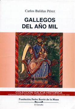 GALLEGOS DEL AÑO MIL