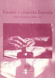 ENSAYO Y CREACIÓN LITERARIA
